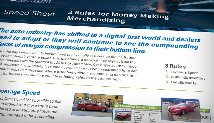 3 Rules for Money Making Merchandising